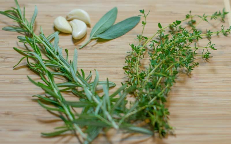Herbs on board