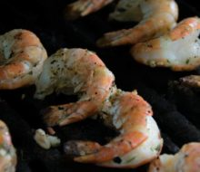 Rosemary Grilled Shrimp