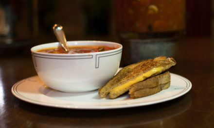 Why You Should Try Not Your School Lunch Tomato Soup