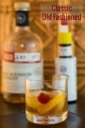 Classic Old Fashioned Pinterest Single