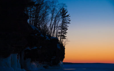 The Stunning Beauty of the Apostle Islands Ice Caves