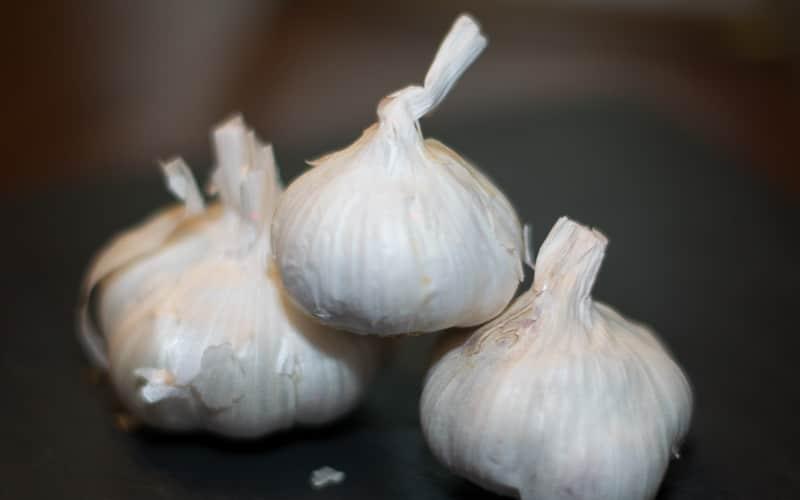 Unroasted Garlic