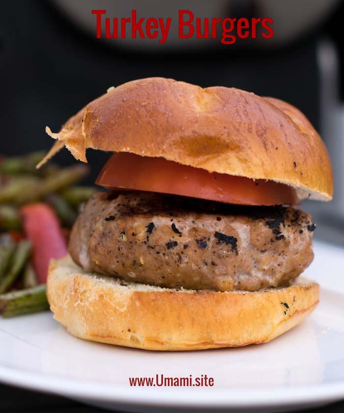 Turkey Burgers Pinterst Solo