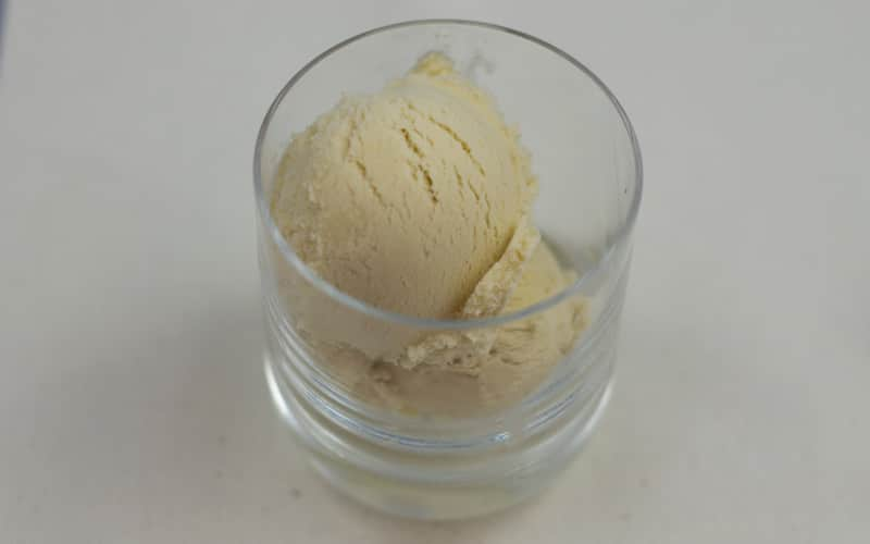 Three Stick Cinnamon Gelato