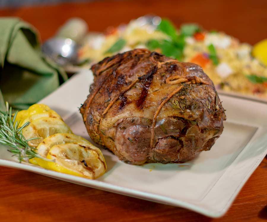 Lamb Of Platter 2