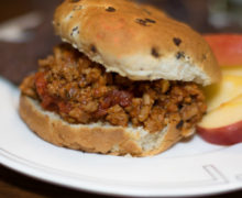 Turkey Sloppy Joe Recipe
