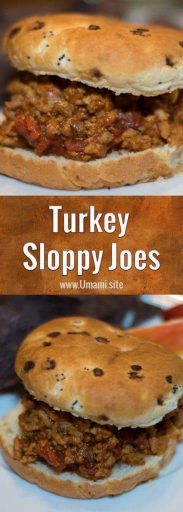 Turkey Sloppy Joes Pinterest 2