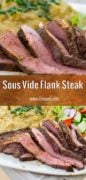 Sous Vide Flank Steak Pinterest
