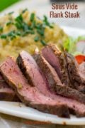 Sous Vide Flank Steak Pinterest Solo