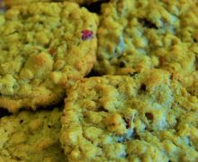 Guests are often welcomed with a batch of cookies