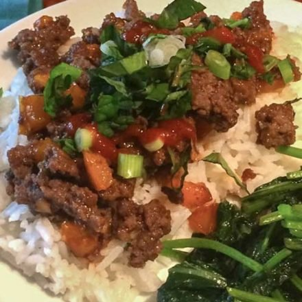 Thai Beef with Herbs