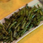 Sautéed Green Beans with Balsamic Vinegar