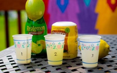 Three Recipes: Does the Best Lemonade Come From Lemons, a Bottle, or Powder