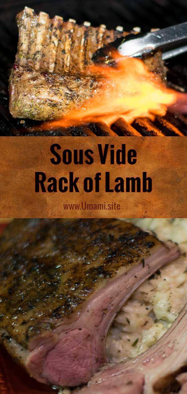 Sous Vide Rack Of Lamb Pinterest Updated