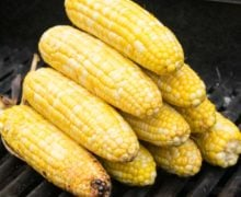 Roasted Sweet Corn