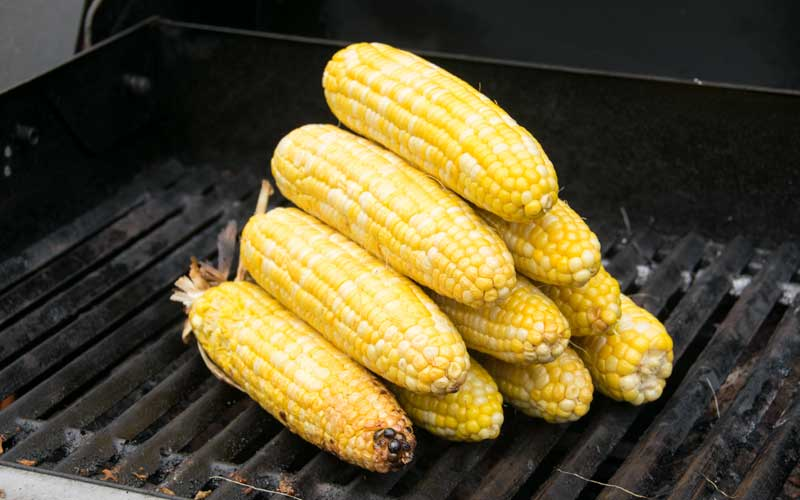 The secret to great sweet corn is to buy it as fresh as possible