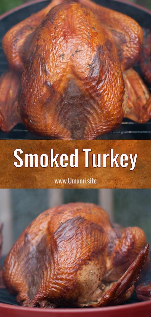 Smoked Turkey Recipe on Pinterest