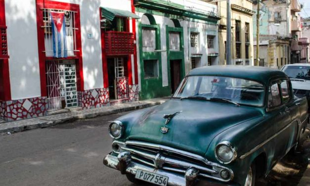 Traveling to Cuba to Find the Heart of Havana