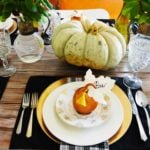 Five Simple Ways to Dress-Up Your Thanksgiving Table