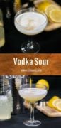 Vodka Sour Pinterest