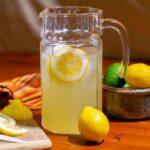 Fresh Homemade Sour Mix