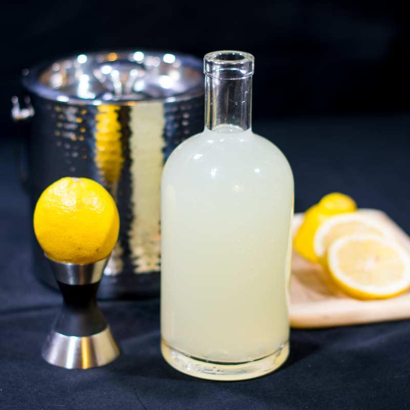 Fresh Homemade Sour Mix | Umami
