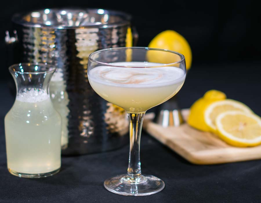 Vodka Sour Recipe