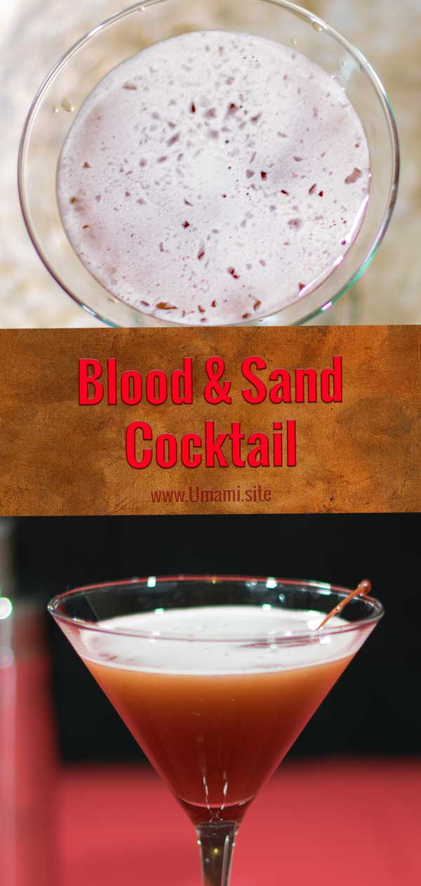 Blood And Sand Pinterst Updated