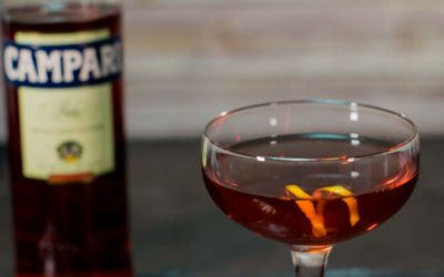 Rediscovering The Boulevardier Cocktail