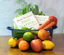 Better Eating with Bittman and Pollan
