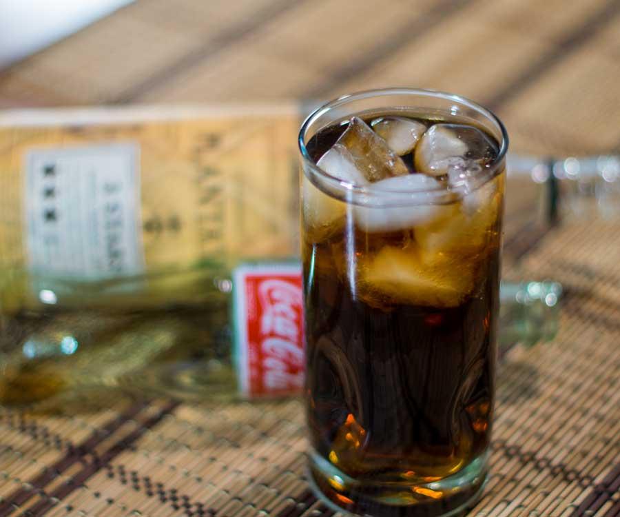 Rum & Coke 1