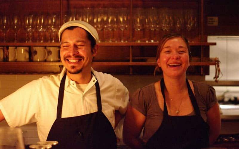 Fernando and his wife Kalinka