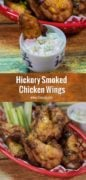 Hickory Smoked Chicken Wings Pinterest 2019