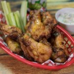 Hickory Smoked Chicken Wings