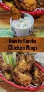 How Smoke Chicken Wings Pinterest