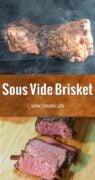 Sous Vide Brisket Recipe Pinterest 2018