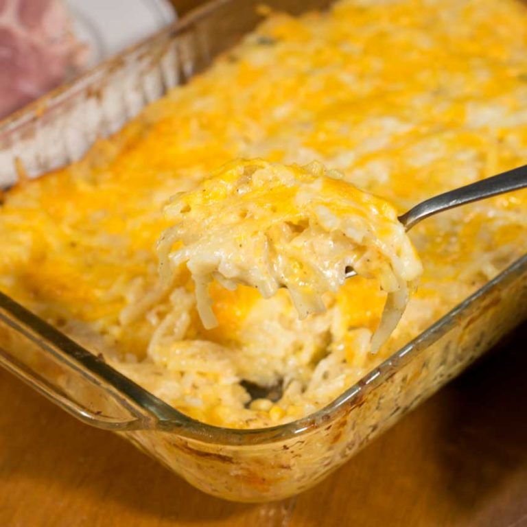 Cheesy Hash Brown Casserole