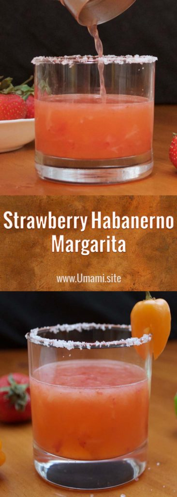 Strawberry Margarita Pinterest