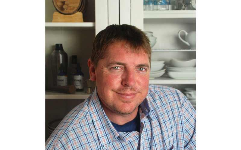 Jason Logsdon the creator of Amazing Food Made Easy
