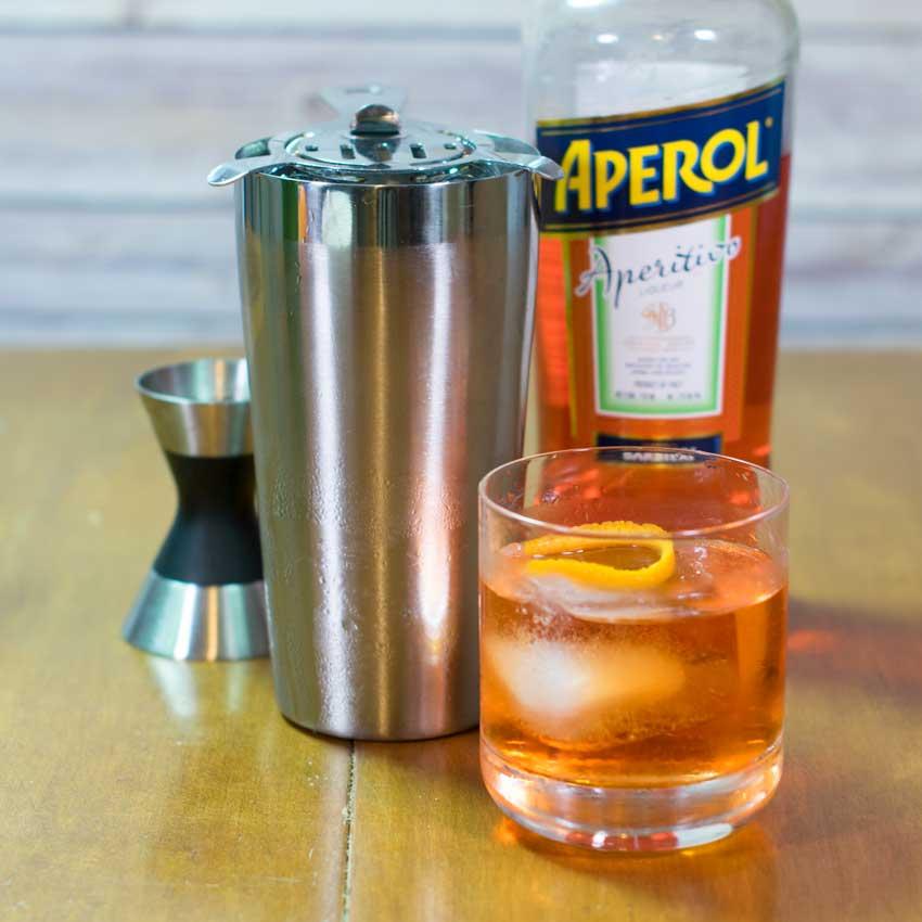Aperol Negroni Recipe