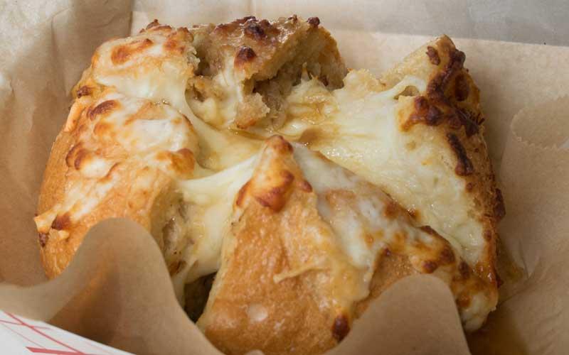 Cheesy French Onion Monkey Bread