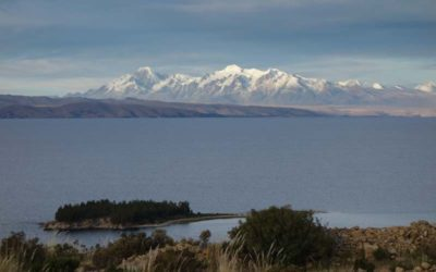 Discovering a Shore Thing at Lake Titicaca