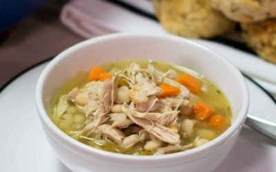Chicken Stew with Great Northern Beans