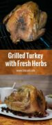 Grilled Turkey With Fresh Herbs Pinterest Updated