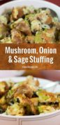 Mushroom Stuffing Pinterest Updated