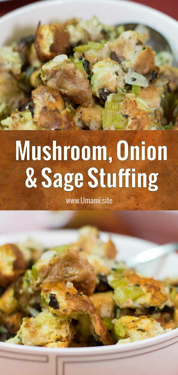 Mushroom Stuffing Pinterest Updated