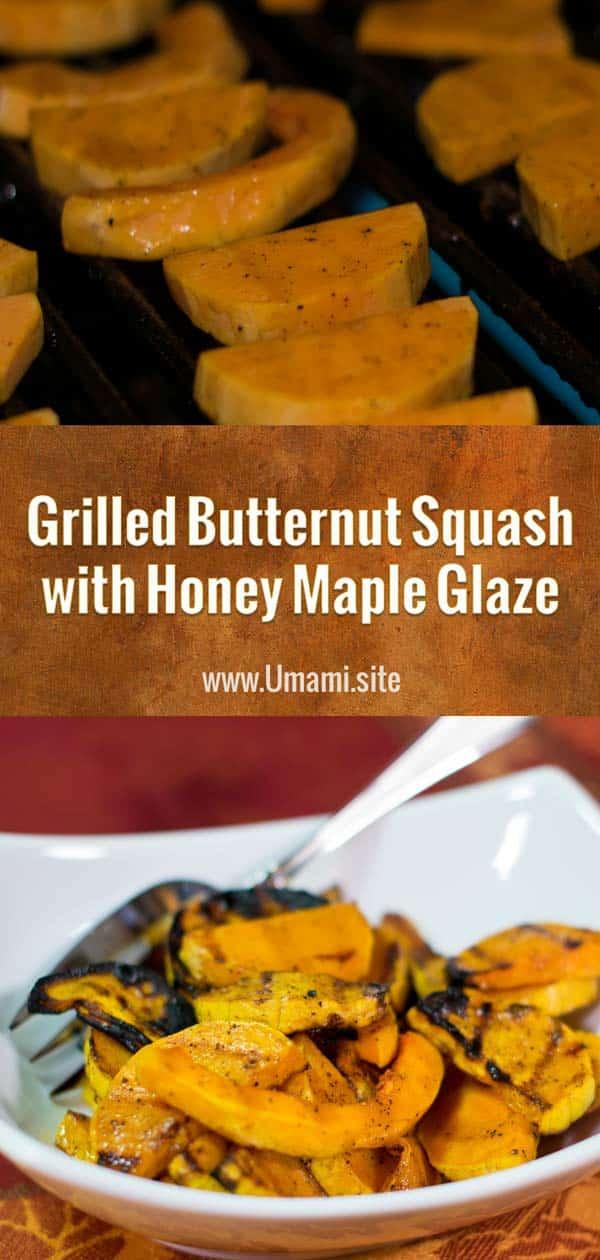Grilled Butternut Squash Recipe Pinterest 2