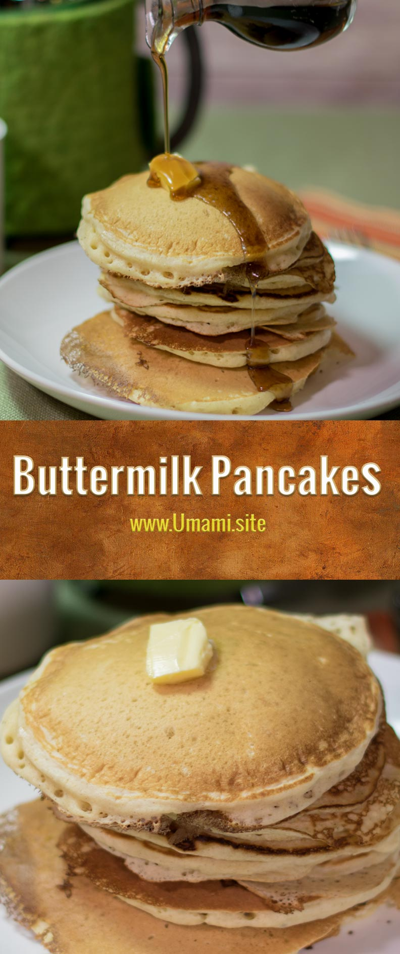 Buttermilk Pancakes Recipes