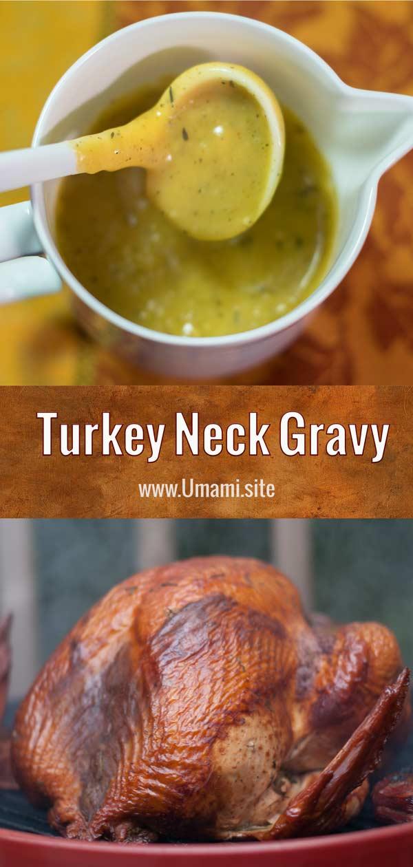 Turkey Neck Gravy Pinterest