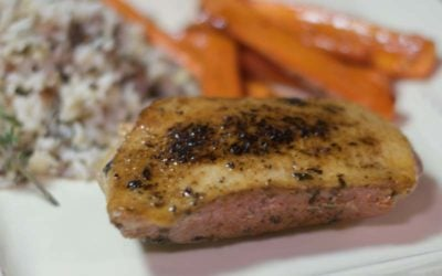 For Perfectly Cooked Duck Breasts Use Sous Vide